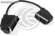1m scart Cable scart (m/m) (VC40)