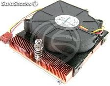 1U cpu fan with side (Socket 940 amd Opteron) (VU23)