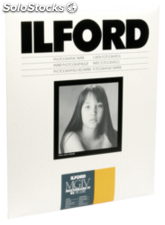 1x 10 Ilford mg iv rc 25M 24x30