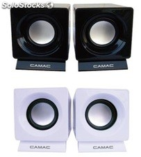 2.0ch mini pc altavoces multimedia speakers cmk207