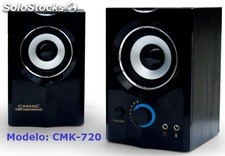 2.0ch mini pc altavoces multimedia speakers cmk720