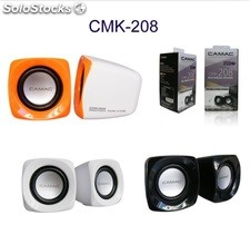 2.0ch multimedia pc altavoces cmk208