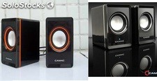 2.0ch portatil pc altavoces multimedia speakers cmk6962