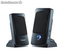 2.0ch portatil pc altavoces multimedia speakers cmk868b