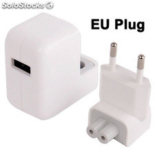 2.1A USB Power Adapter (EU) Travel Charger for iPad 4 / iPad 3 / iPad 2 / iPad
