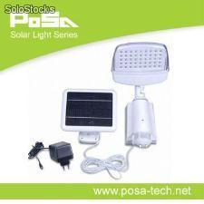 2.5w led lampara solar con sensor movimiento (ps-sl07)
