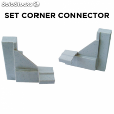 2 corner connector (1 set)
