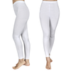 leggings blancos