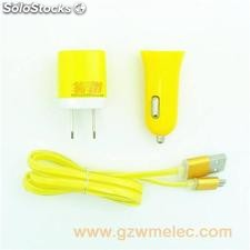 2 usb car charger for mobile phone