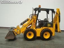 2008 jcb-1cx mini tracto-pelle