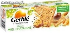 200G biscuit miel chataigne gerble