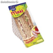 200G club maxi pouletr/crudite/mayonnaise grand jury