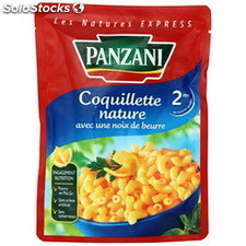 200G coquillettes nature cuisson 2' panzani