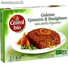 200G galette epeautre cereal bio