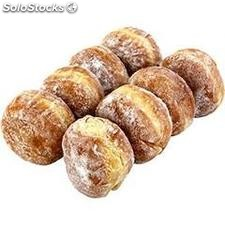 200G mini beignet framboise X8 delices des 7 vallees