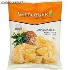 200G morceaux ananas seeberger