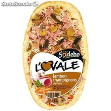 200G pizza classica ovale sodebo