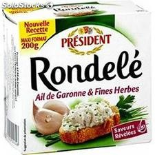 200G rondele ail&fines herbes