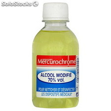200ML alcool 70° modifie mercurochrome