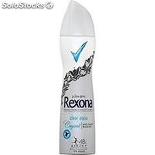 200ML atomiseur deodorant clear aq.rexona