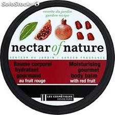 200ML baume corps hydratant fruits rouges les cosmetiques