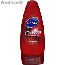 200ML gel massage gourmand manix