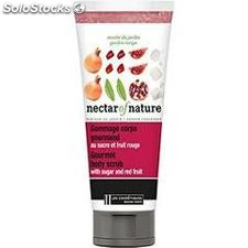 200ML gommage corps fruits rouges les cosmetiques