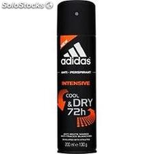 200ML spray deodorant intensive adidas