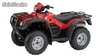 2013 Honda FourTrax Foreman Rubicon atv