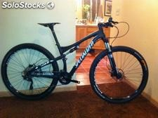 2013 Specialized Epic Comp Carbon-29er mit Carbon-Upgrades-Never Ridden
