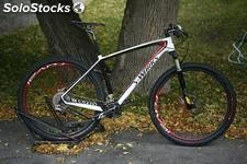 2013 Specialized s-Works Stumpjumper Carbon-29er sram Red Bike