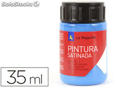 20401 Pintura latex la pajarita cyan 35 ml