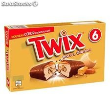 205G 6 barres glacees twix