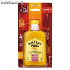 20CL whisky william peel old 40°