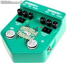 20pcs Jekyll & Hyde Overdrive / Distortion Pedal---$1485usd