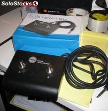 20pcs LiveWire Solutions Dual Footswitch----$1497usd
