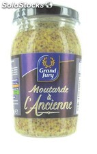210G bocal moutarde ancienne grand jury