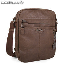 21826 bandolera porta ipad marron