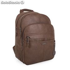 21836 mochila laptop saco Brown