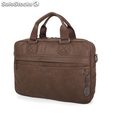 21840 laptop bag 15 Brown