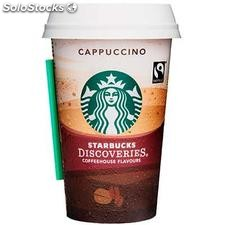 220ML discoveries cappuccino starbuck