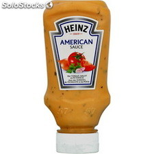 220ML top down sauce americaine heinz