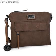 22749 borsa tracolla arizona Brown