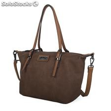 22768 bag in pelle arizona Brown