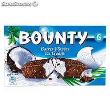 234G 6 barres glacees bounty