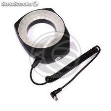 24-48 led Ring Flash led luz macro anel (ER23)