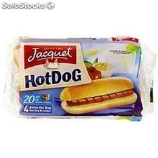 240G 4 hot dogs jacquet