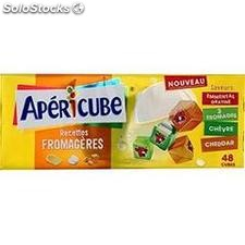 250G apericube recette fromagere bel