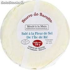 250G beurre cru barate sale cotentin