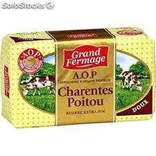250G beurre doux aoc or grand fermage